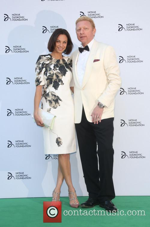 Boris Becker and Lilly Becker 4