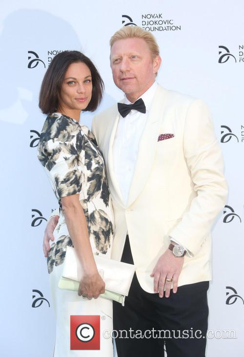Boris Becker and Lilly Becker 5
