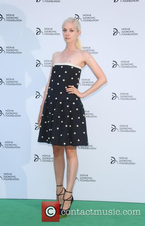 portia freeman novak djokovic foundation event held 3749484