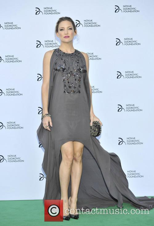 Kate Hudson, Novak Djokovic Foundation