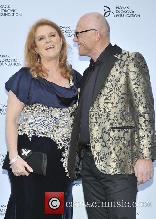Sarah Ferguson and John Caudwell 2