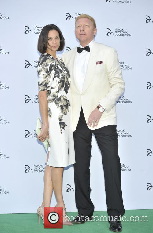 Boris Becker and Lilly Becker 6