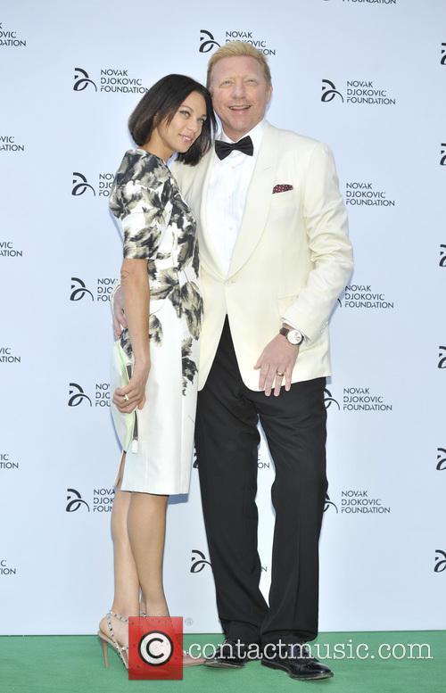 Lilly Becker and Boris Becker 3
