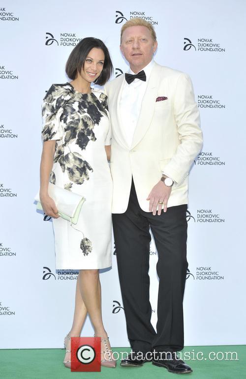 Lilly Becker and Boris Becker 1