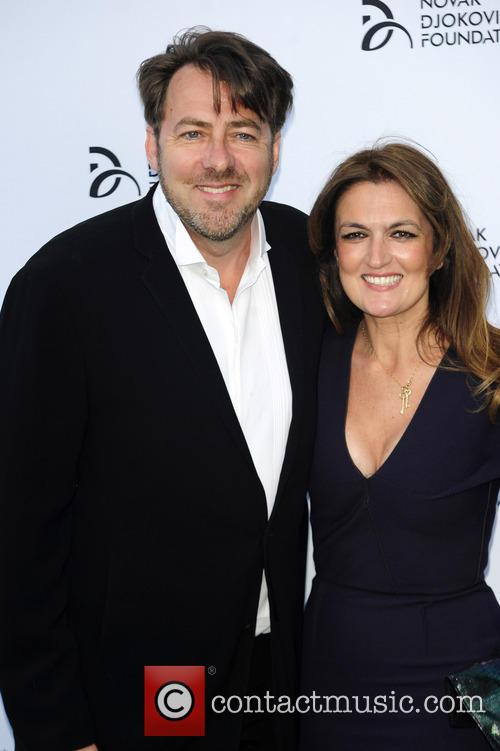 Jonathan Ross and Ella Krasner 8