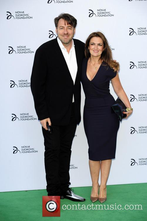 Jonathan Ross and Ella Krasner 1