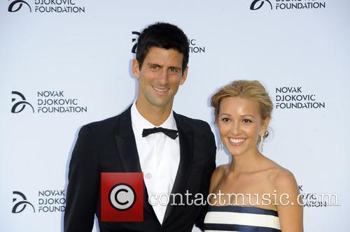 Novak Djokovic and Jelena Ristic 23