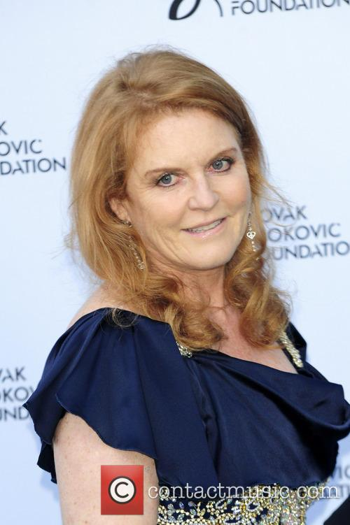 Sarah and Duchess Of York 1