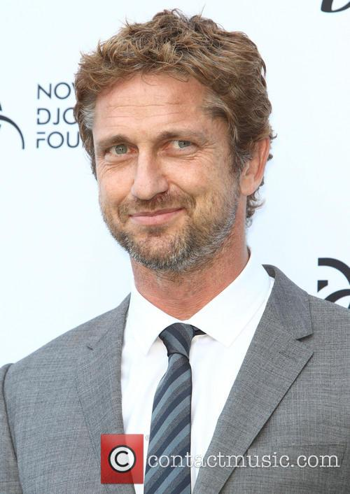 Gerard Butler, The Roundhouse Chalk Farm, The Roundhouse