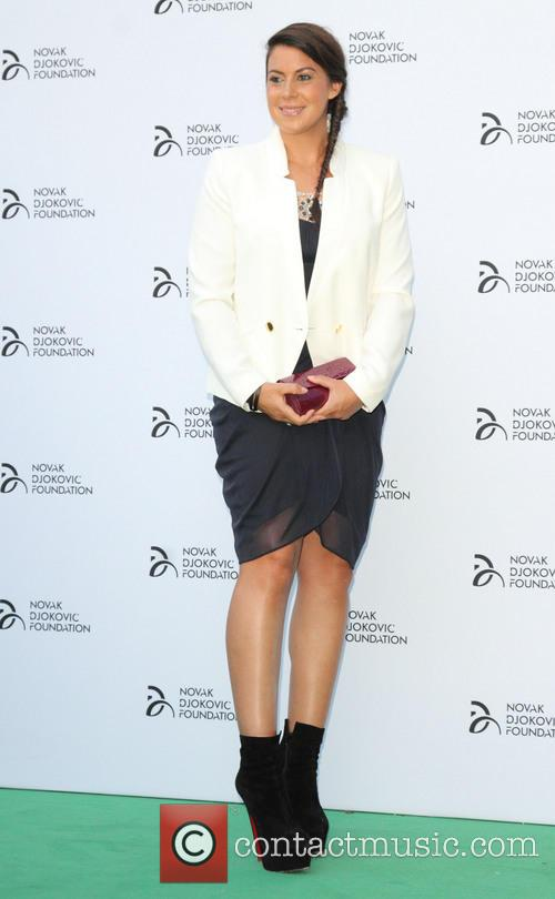 marion bartoli novak djokovic foundation gala dinner 3749697