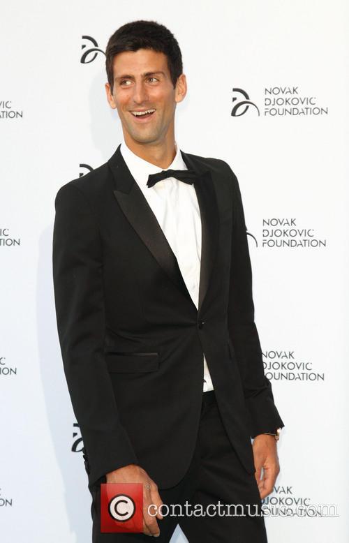 Novak Djokovic, The Roundhouse Chalk Farm, The Roundhouse