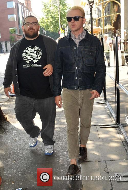 Nick Frost and Simon Pegg 5