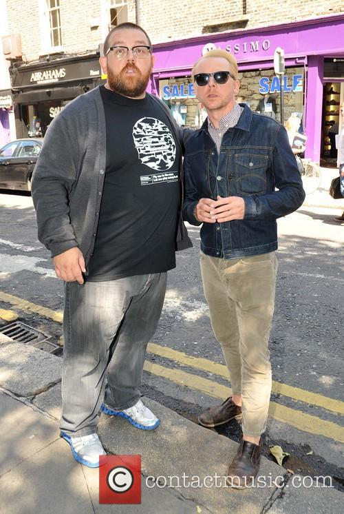 Nick Frost and Simon Pegg 11