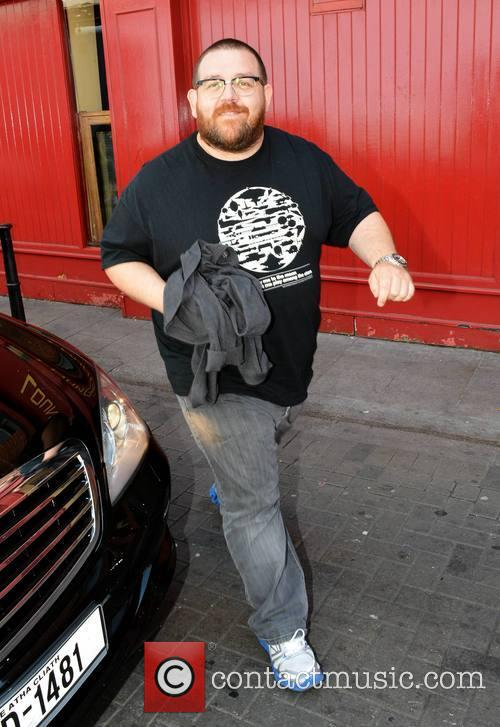 Nick Frost 4