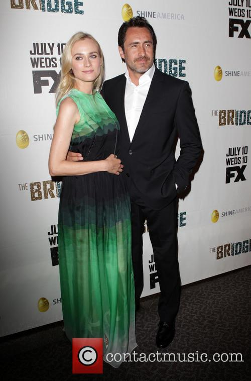 diane kruger demian bichir premiere of fxs the 3750950