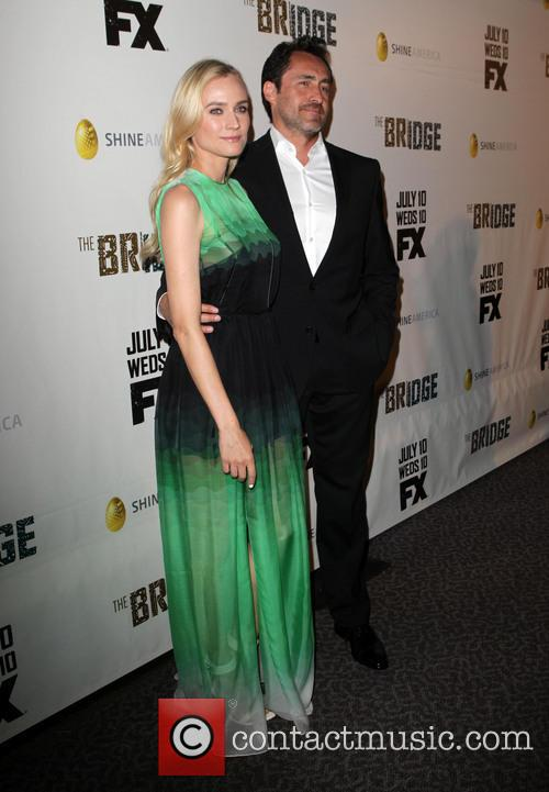 diane kruger demian bichir premiere of fxs the 3750965
