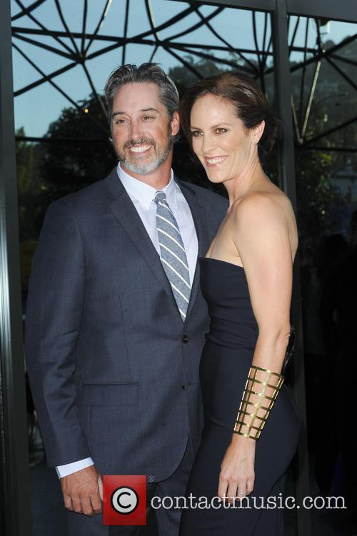 Annabeth Gish and Wade Allen 10