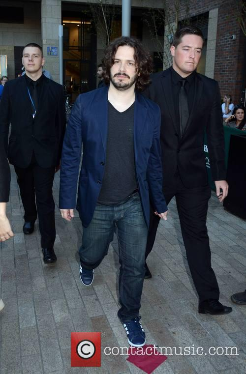 Irish premiere of 'The World's End' at The...
