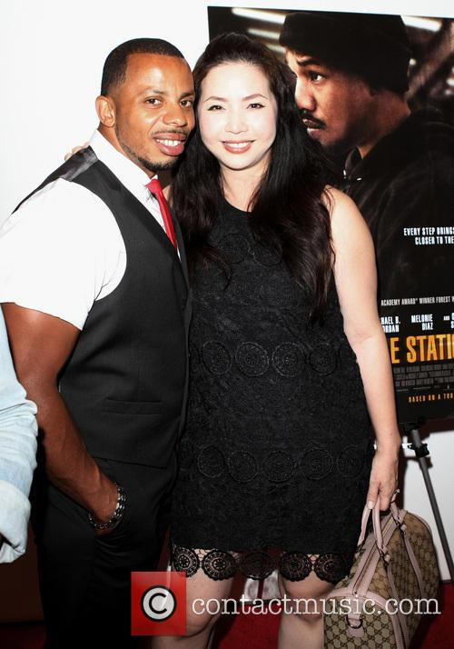 Nina Yang and Ephraim Walker