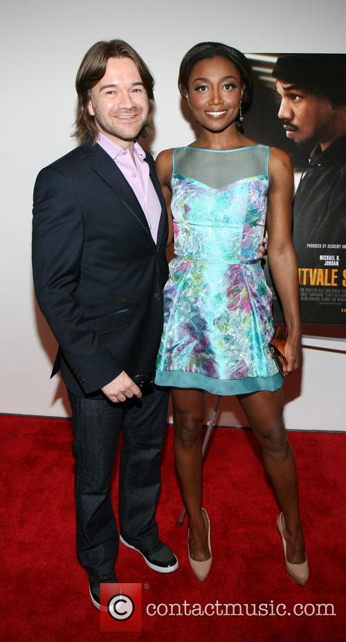 James Thomas and Patina Miller 6