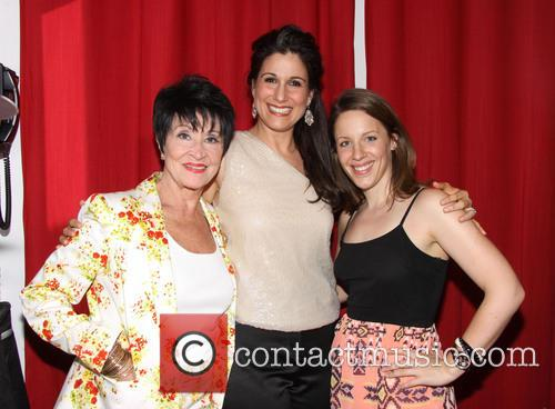 Chita Rivera, Stephanie J. Block and Jessie Mueller 1