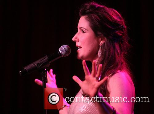 Stephanie J. Block in concert at Birdland