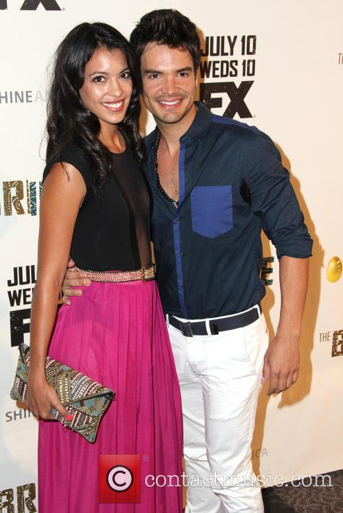 Stephanie Sigman and Andres Zuno 8
