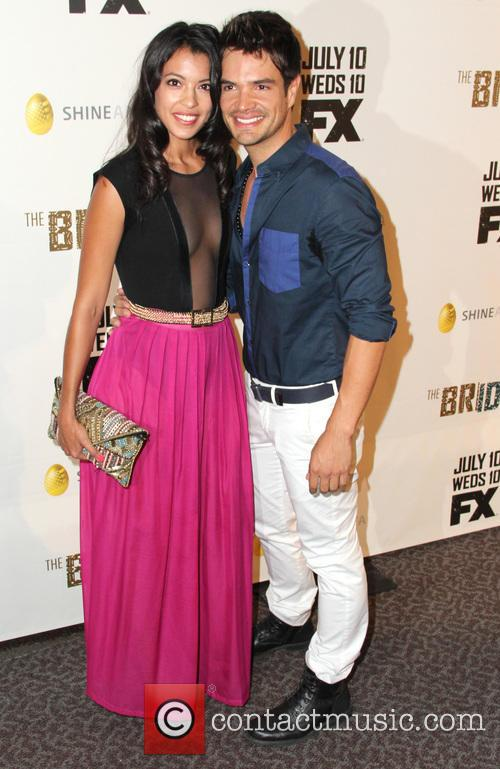Stephanie Sigman and Andres Zuno 11
