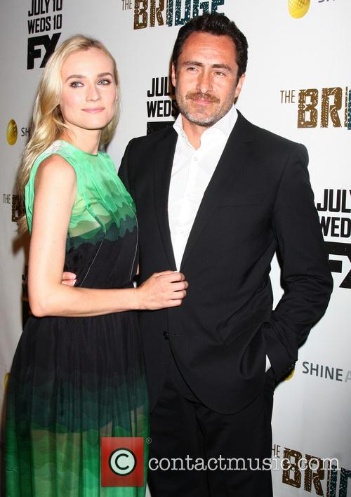 Diane Kruger and Demian Bichir 11