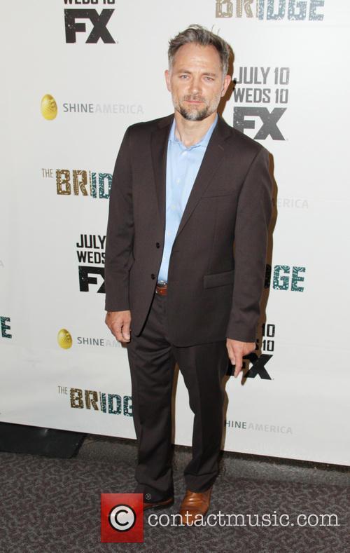 Premiere of FX's 'The Bridge'