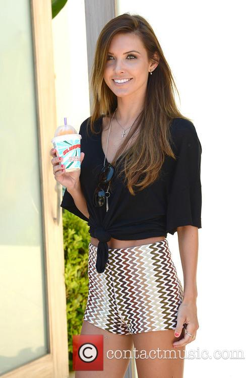 audrina patridge 7 eleven 86th birthday party hosted 3754093