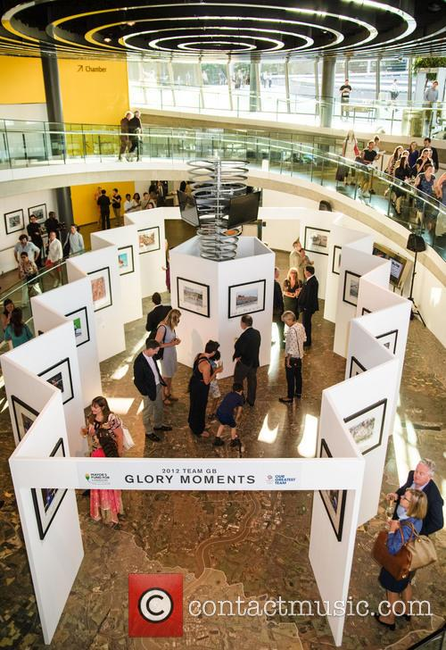Team GB Glory Moments Exhibition