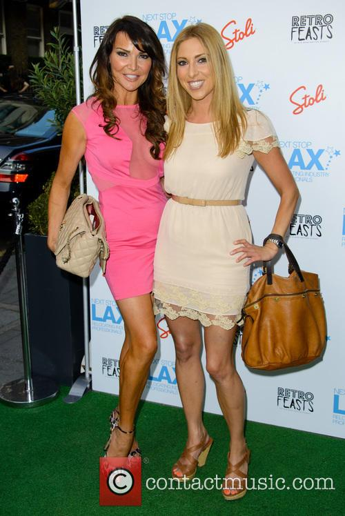 Lizzie Cundy and Kate Walsh 3