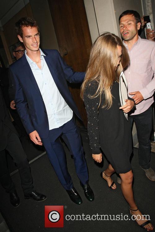 Andy Murray and Kim Sears 7