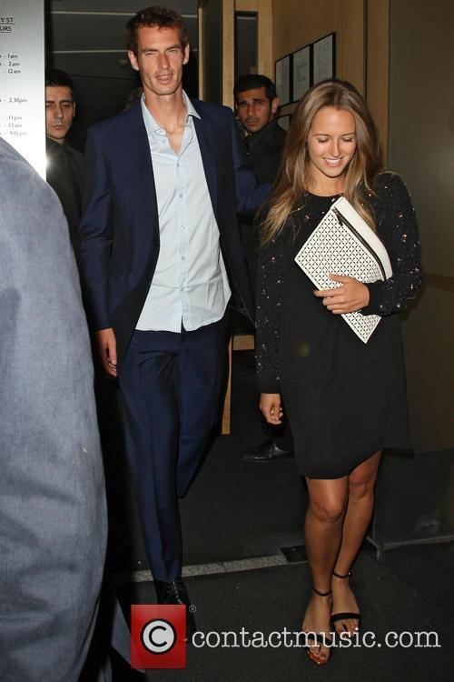 Andy Murray and Kim Sears 10