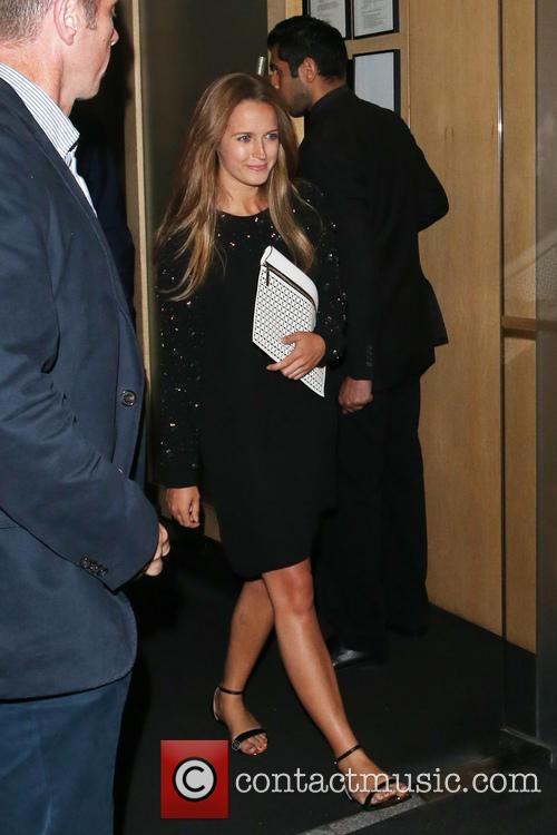 kim sears andy murray leaves nobu berkeley 3752207