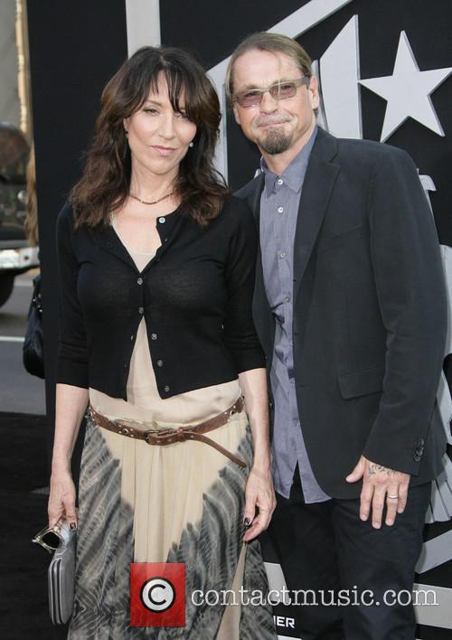 Katey Segal and Kurt Sutter 7