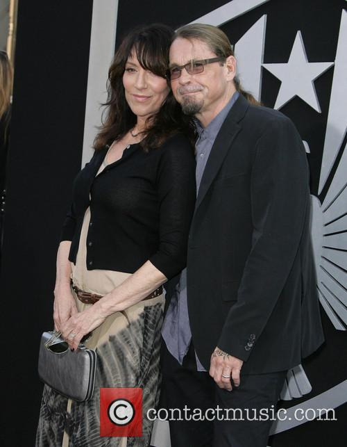 Katey Segal and Kurt Sutter 1