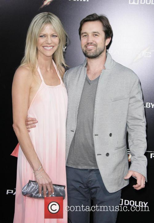kaitlin olson rob mcelhenney los angeles premiere of 3753953