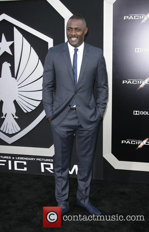 Los Angeles premiere of 'Pacific Rim'