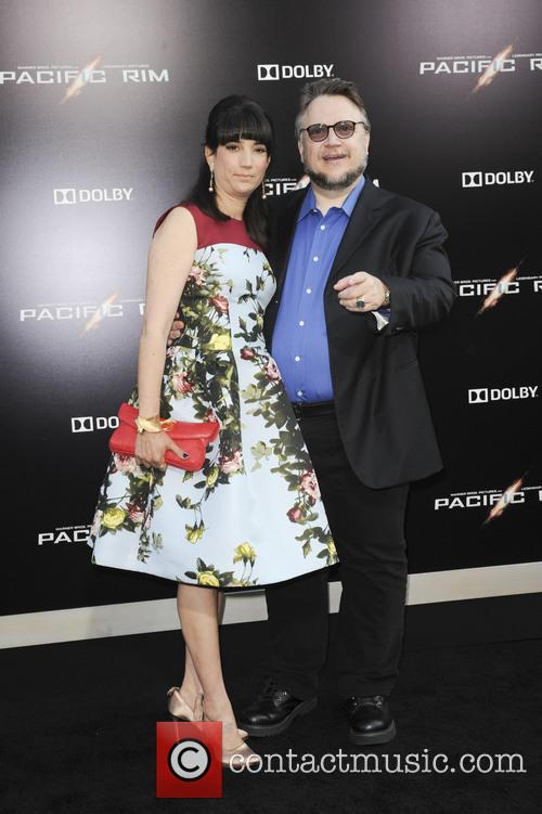 Guillermo Del Toro and Lorenza Newton 2
