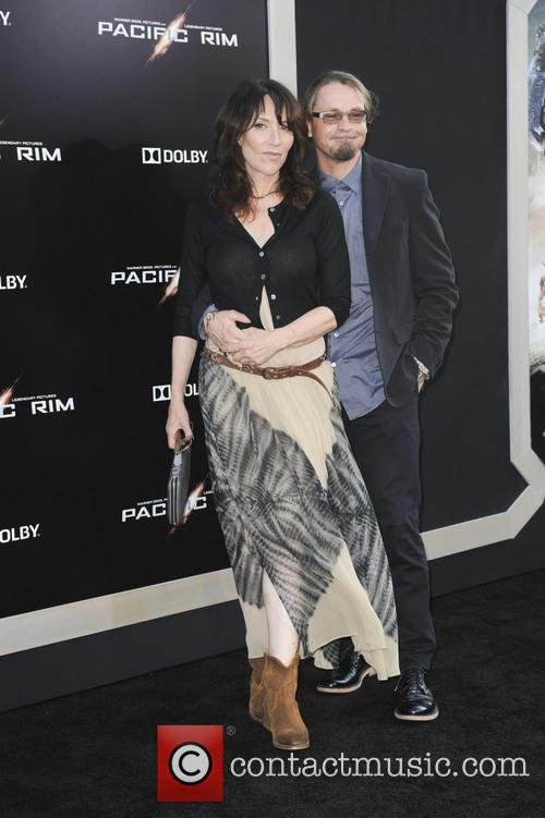 Katey Sagal and Kurt Sutter 3