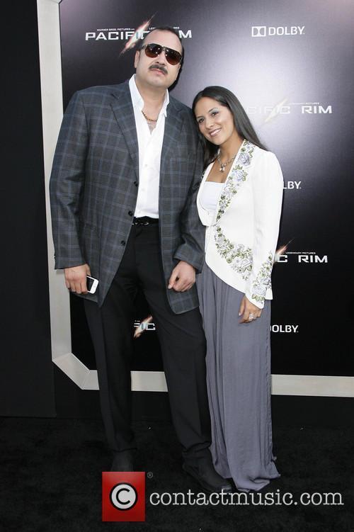 Pepe Aguilar and Aneliz Aguilar 6