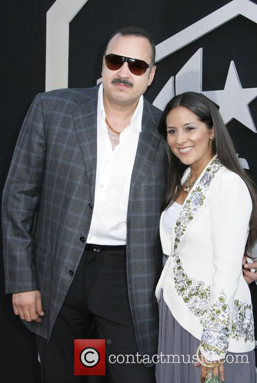 Pepe Aguilar and Aneliz Aguilar 8