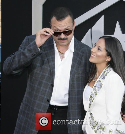 Pepe Aguilar and Aneliz Aguilar