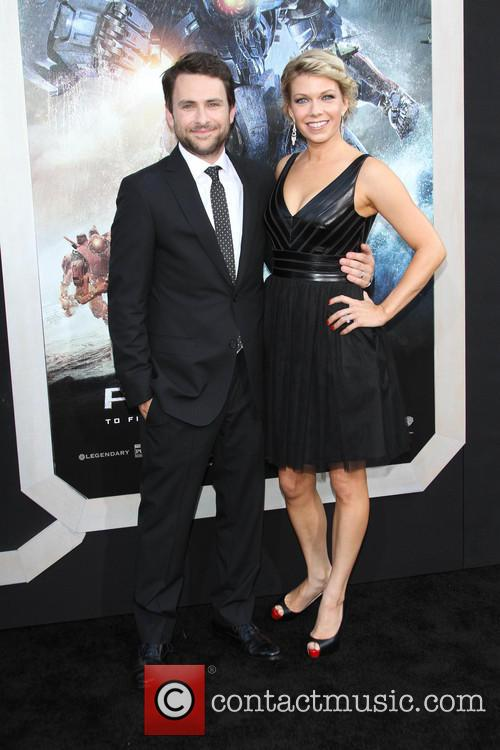 Charlie Day and Mary Elizabeth Ellis 10