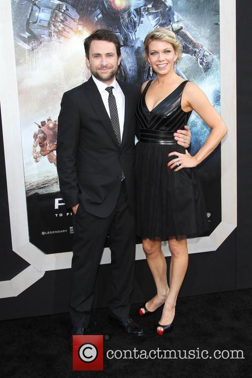 Charlie Day and Mary Elizabeth Ellis 11