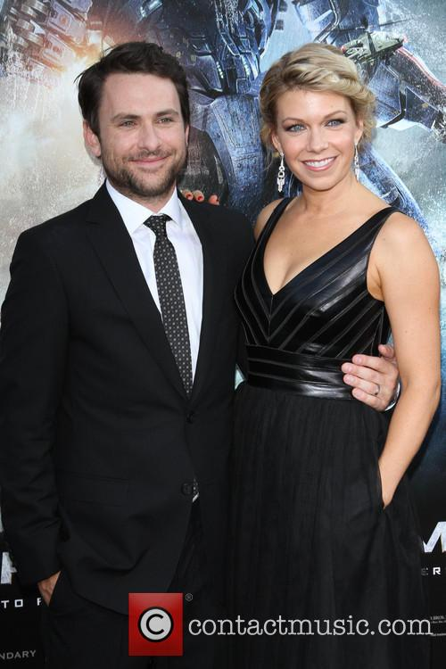 Charlie Day and Mary Elizabeth Ellis 1