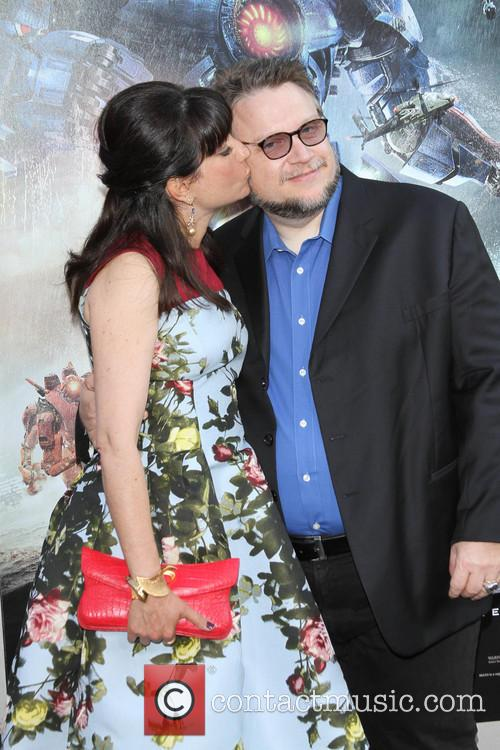 Guillermo Del Toro and Lorenza Newton 7