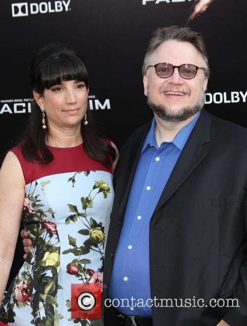 Guillermo Del Toro and Lorenza Newton 10